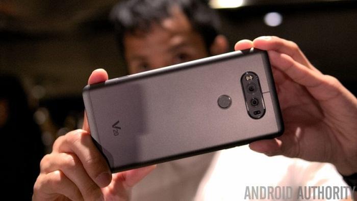 siêu phẩm LG V20 1