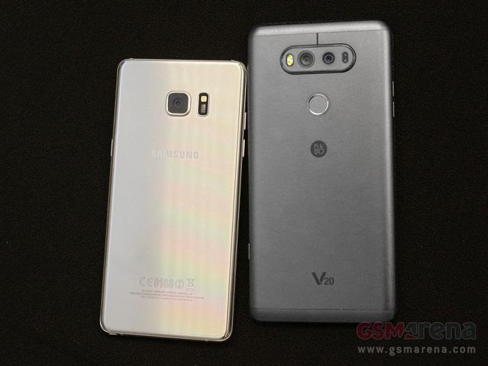 siêu phẩm LG V20 f