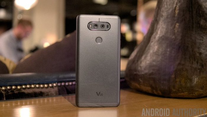 siêu phẩm LG V20