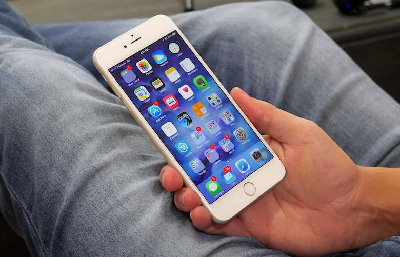 Trải nghiệm trên iPhone 6S Plus