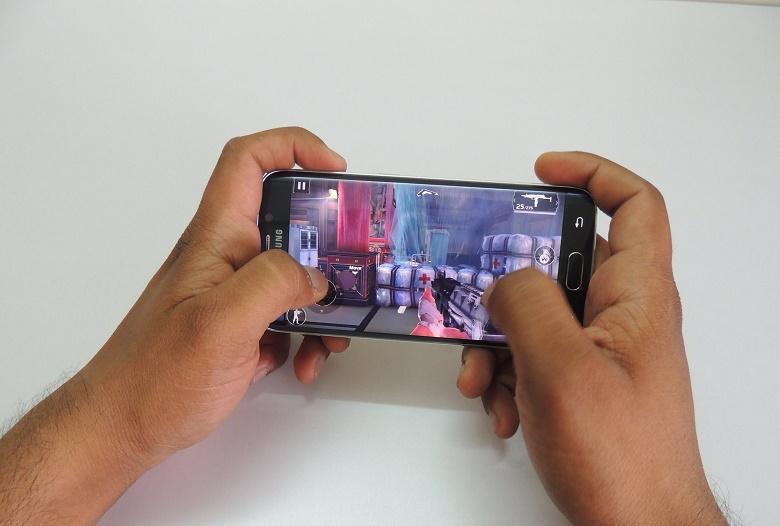 Cấu hình Samsung Galaxy S6 Edge