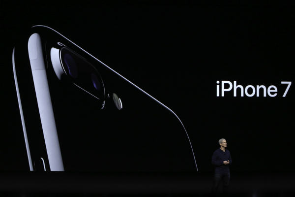 iPhone 7 ra mắt