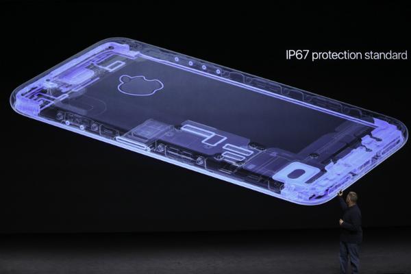 iPhone 7 ra mắt hình ảnh