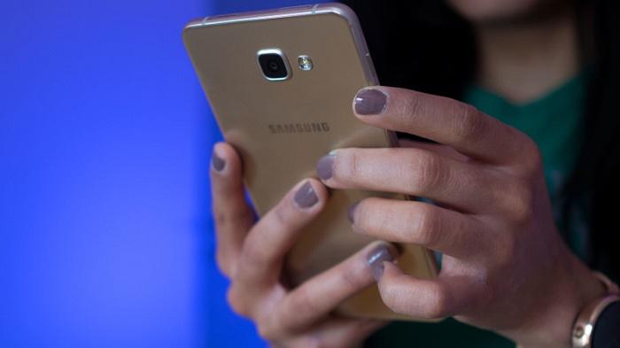 Samsung Galaxy A9 1