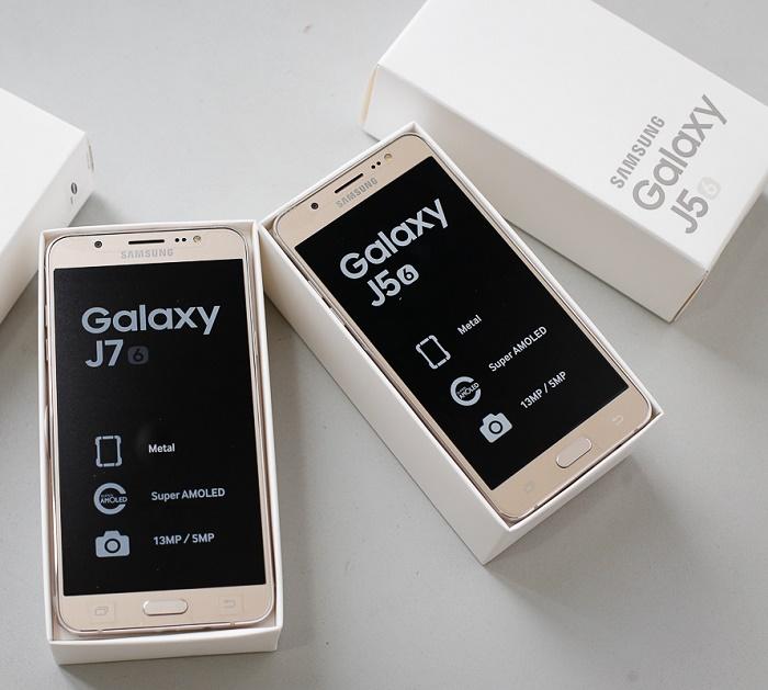 Bộ đôi Samsung Galaxy J5, J7 2016 giá 3-4 triệu đồng
