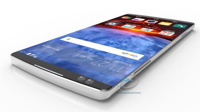 LG G6 lộ diện với RAM 6GB 1