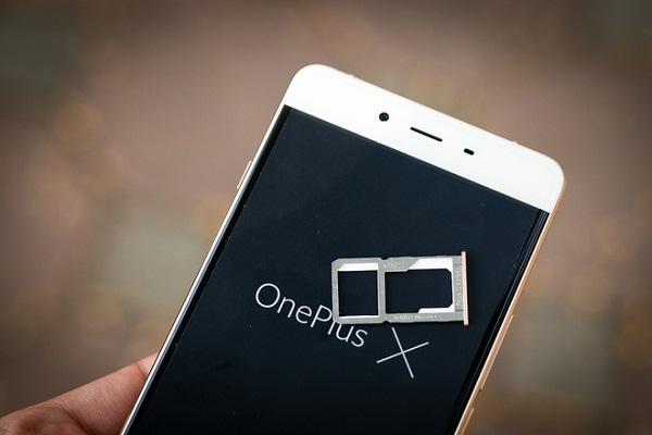 Sim OnePlus X