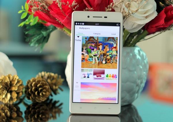 Kho hình nền Oppo Neo 7