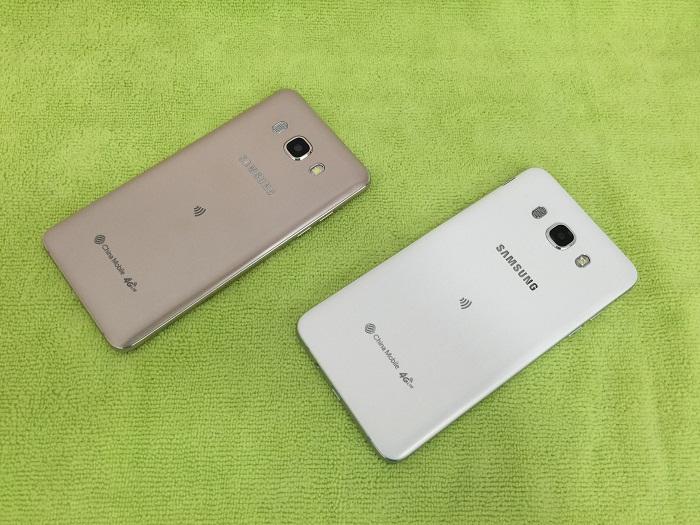 thiết kế Samsung Galaxy J5 2016