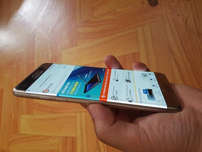 giá Samsung Galaxy Note 7 vừa lên kệ đã giảm giá