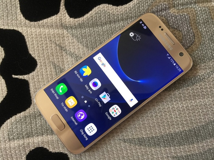 Samsung Galaxy S7 xách tay