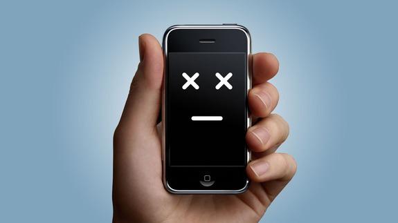 Xử lý iPhone bị treo