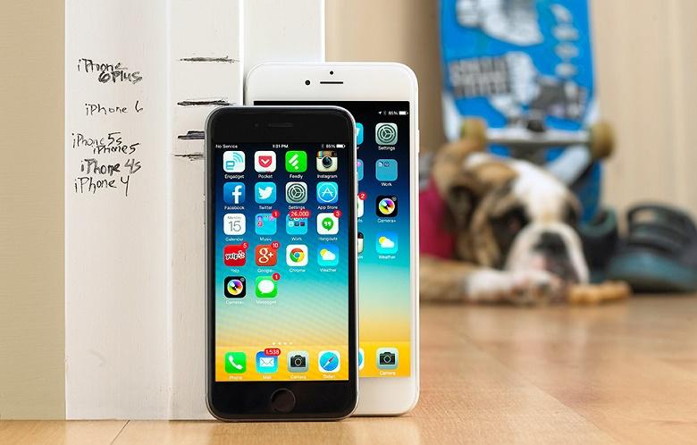 Bộ đôi iPhone 6S và 6S Plus về giá 10-11 triệu đồng