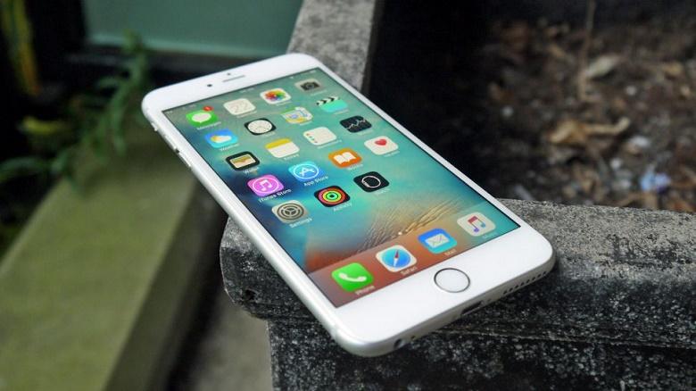 iPhone 6S Plus cho hiển thị chi tiết, sắc nét.