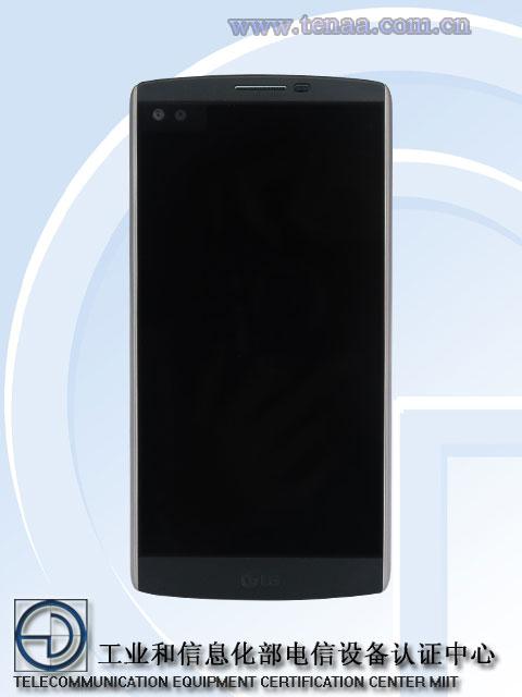LG V10 rò rỉ thông số hiệu năng
