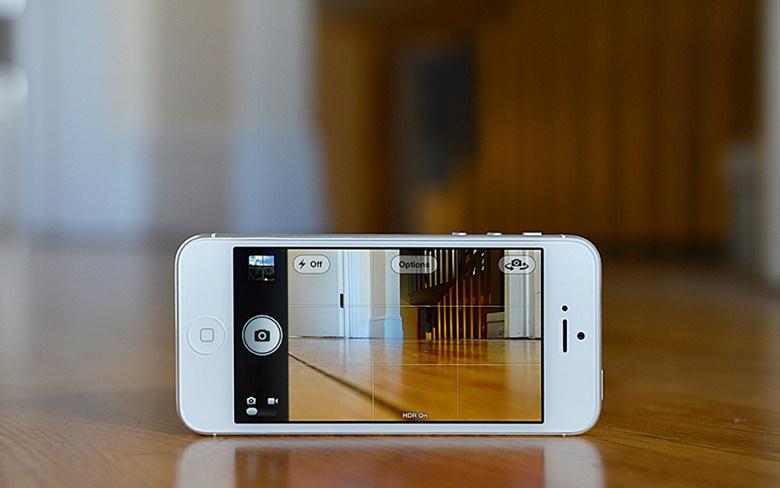 Camera iPhone 5 chưa active 16 GB quốc tế
