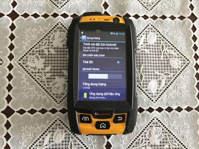 Điện thoại KT Powertel Betroi P220