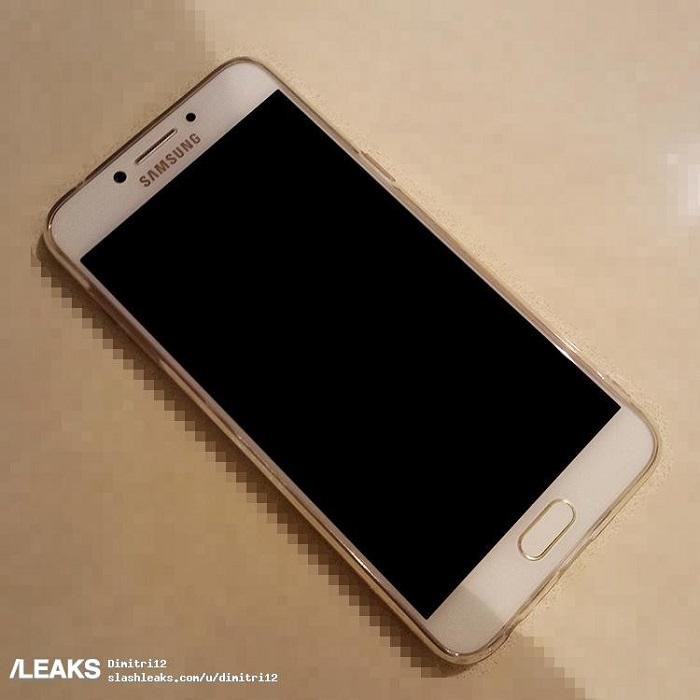 Samsung Galaxy C7 Pro - Dáng kim loại, RAM 4GB - 164478
