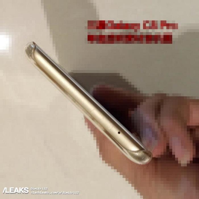 Samsung Galaxy C7 Pro - Dáng kim loại, RAM 4GB - 164479