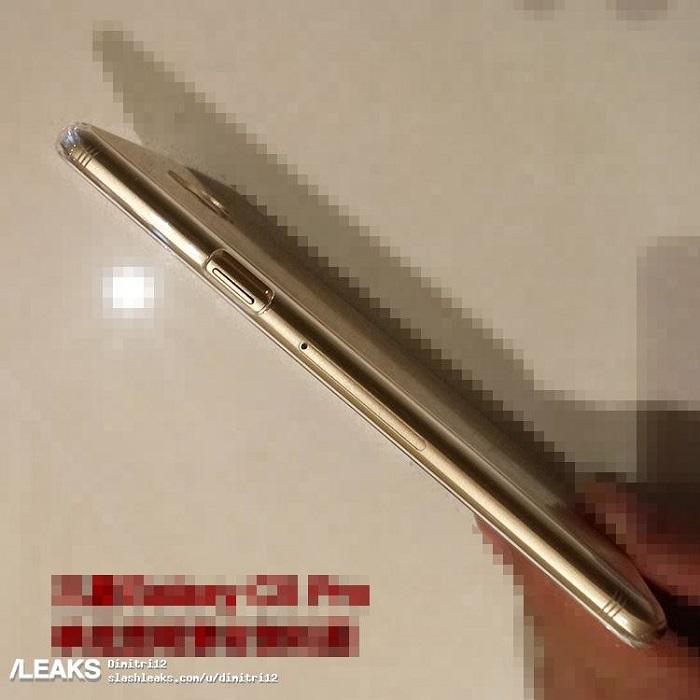 Samsung Galaxy C7 Pro - Dáng kim loại, RAM 4GB - 164482