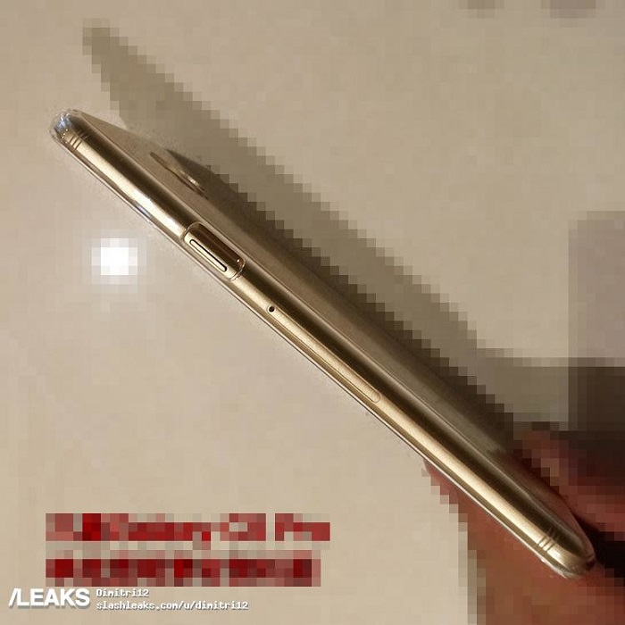 Ảnh thực tế Samsung Galaxy C7 Pro 7