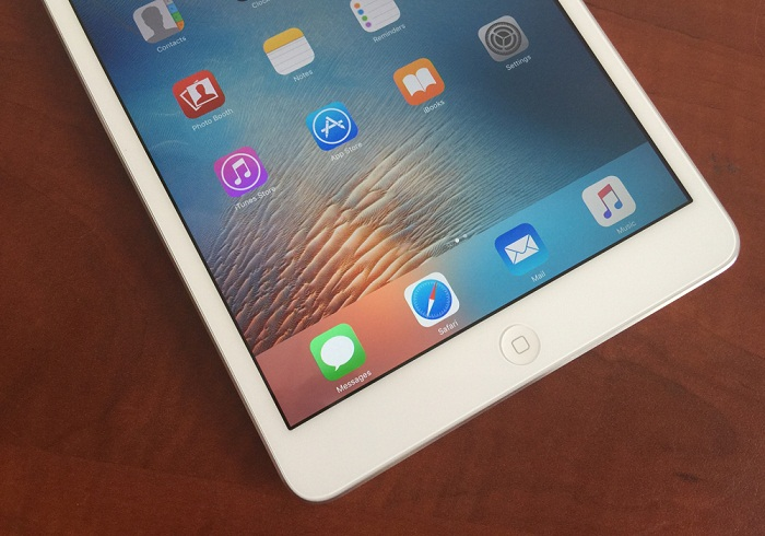 home iPad Mini 2
