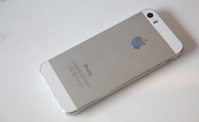 Kiểm tra hình thứciPhone 5S Lock Nhật, Mỹ