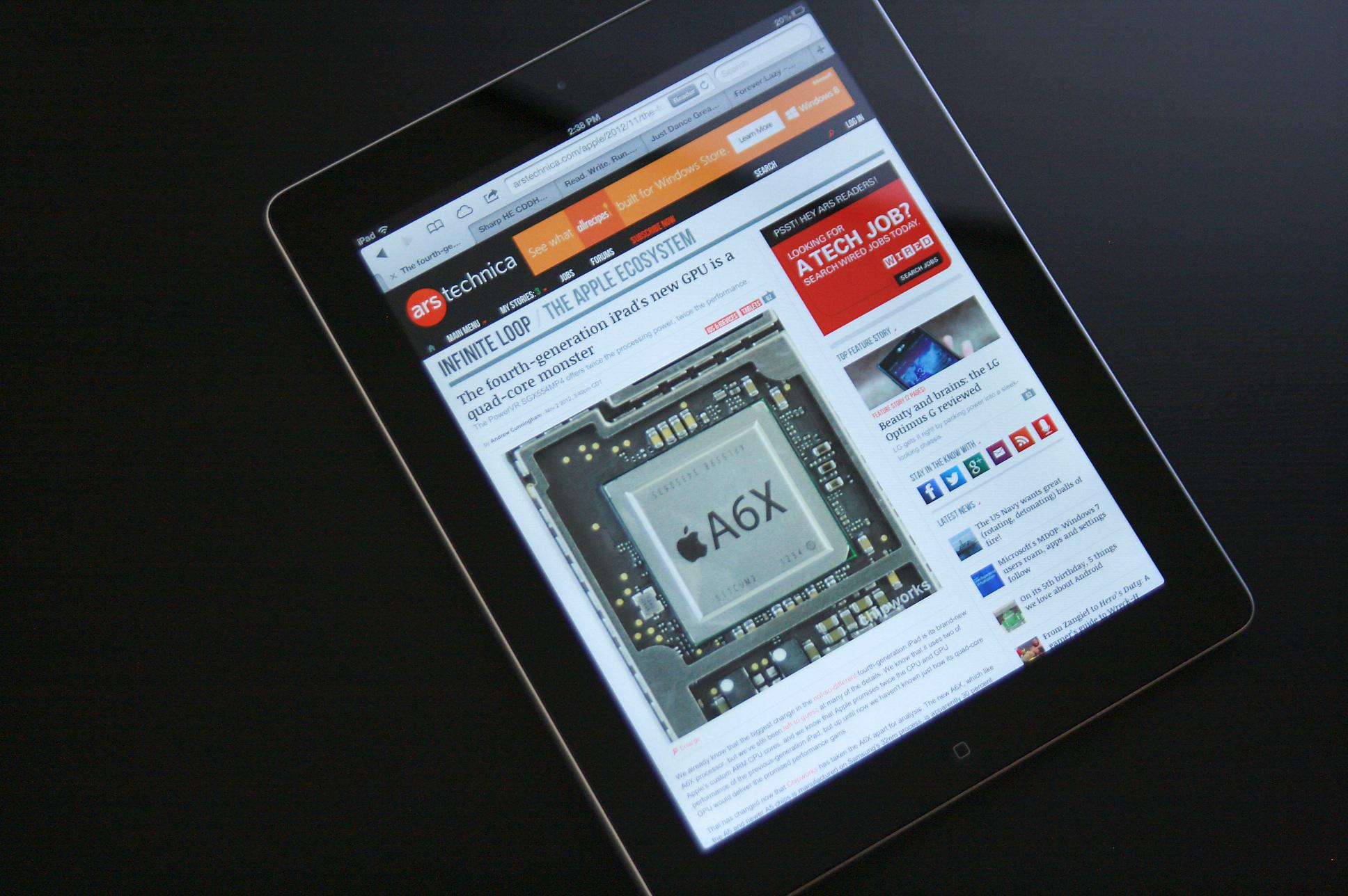 phân biệt các dòng iPad tốt