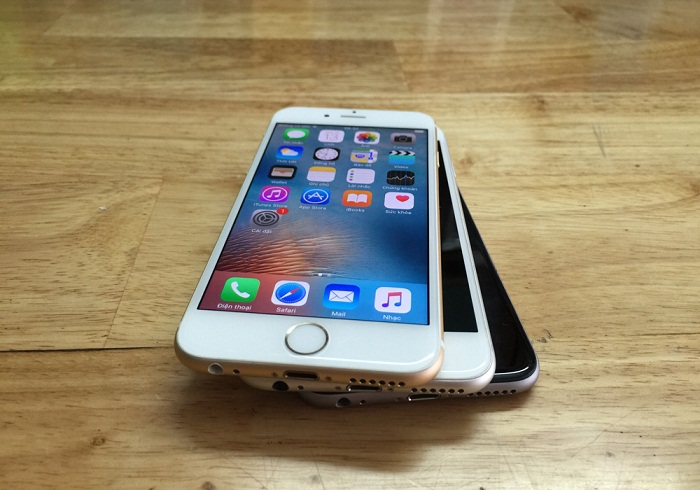 iphone 6 lock cấu hình