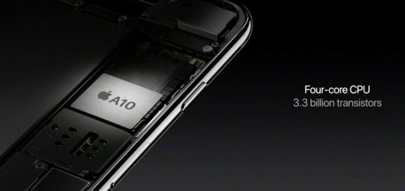 Cấu hình iPhone 7 Plus