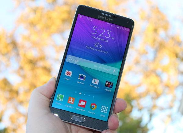 Top 4 siêu phẩm smartphone