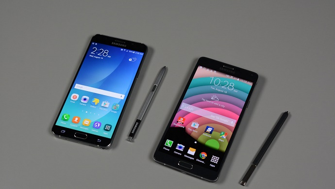 Galaxy Note 4, Note 5