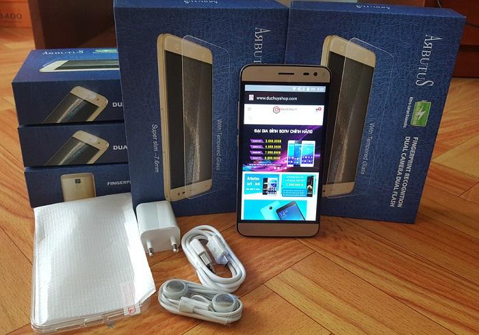 giá bán smartphone 5 inch HD