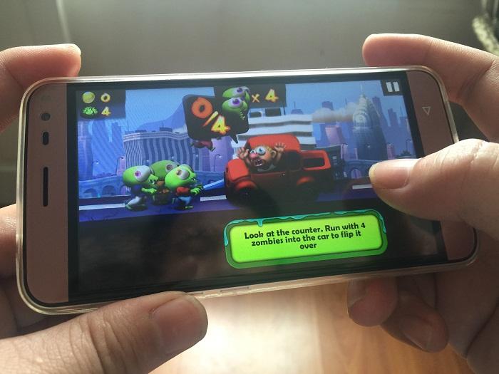 smartphone 5 inch HD giá tốt