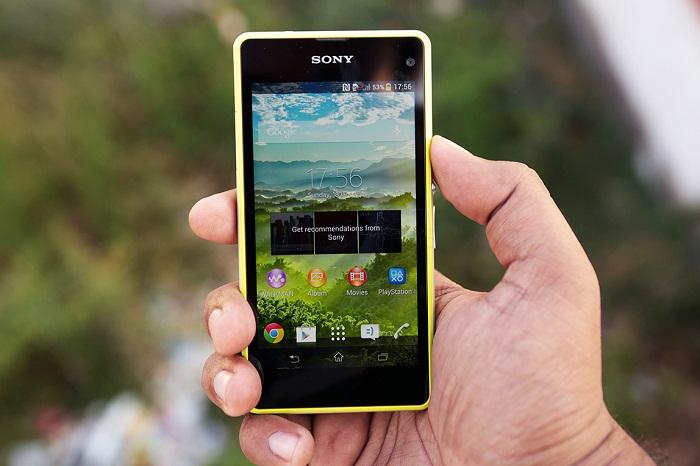 Sony Xperia Z1 Compact giá
