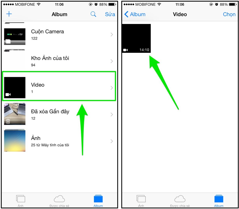 Mẹo tải video trực tiếp từ YouTube trên iPhone: Bước 6
