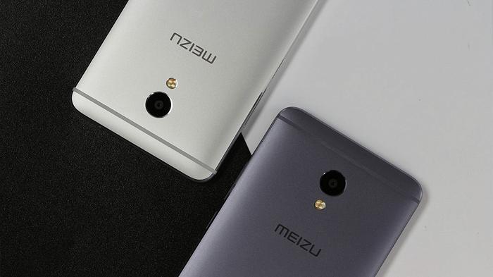 Camera Meizu M3E