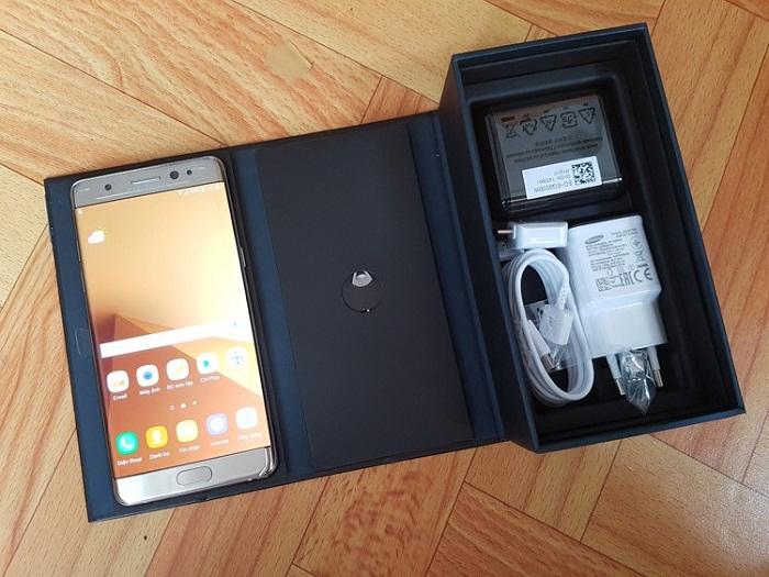 Samsung Galaxy Note 7 GIẢM Gía