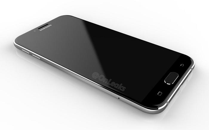 Samsung Galaxy A8 (2016) lộ diện hình ảnh chi tiết - 142494