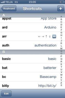tính năng hay trên iPhone b