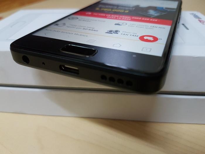 Đập hộp Lenovo ZUK Z2 giá tốtr