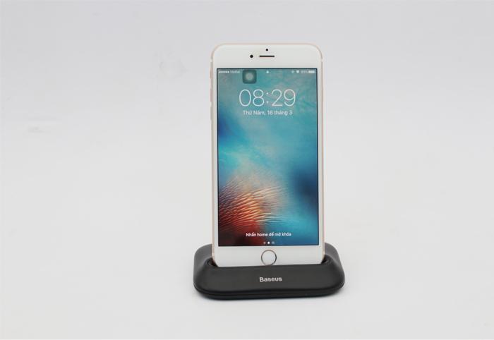 Dock sạc iphone
