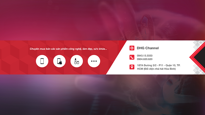 Đức Huy ra mắt kênh Channel, phủ sóng nhiều chuyên mục