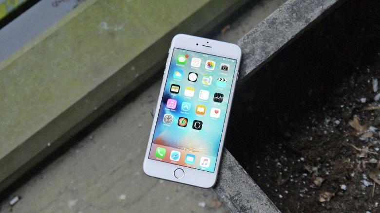 iPhone 6S Plus về giá 12 triệu 2