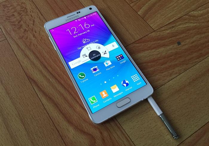 Samsung Galaxy Note 4 3