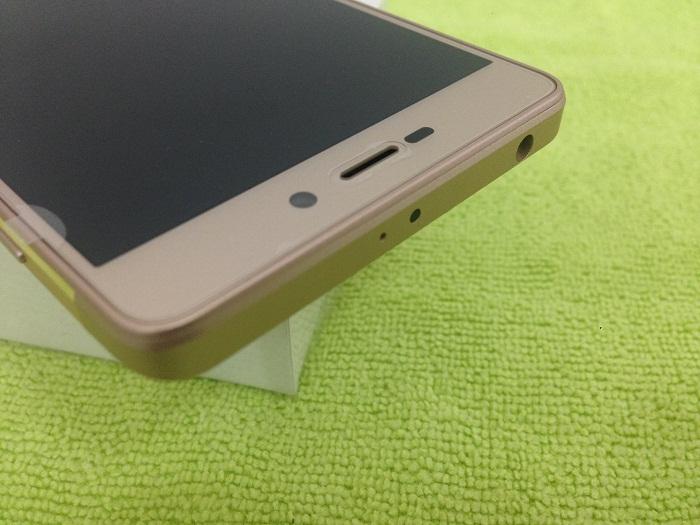 thiết kế Xiaomi Redmi 3X