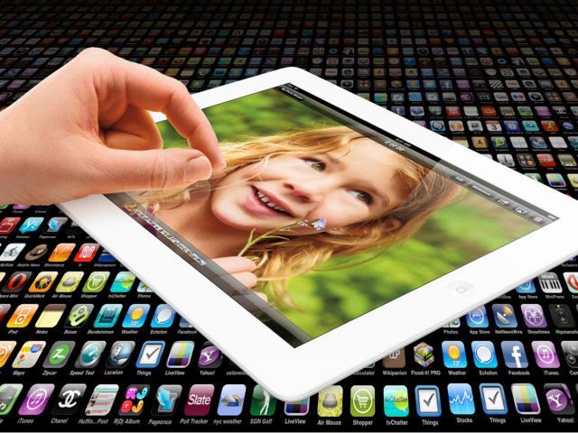 Thiết kế sang trọng, đẳng cấp là một điểm nhấn sáng giá của dòng iPad like new này