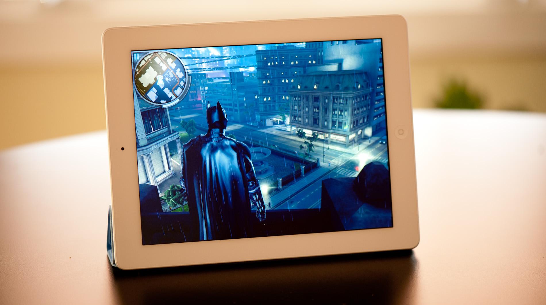 Dòng iPad qua sử dụng mang thương hiệu Apple