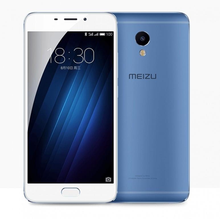 Meizu M3E màu xanh