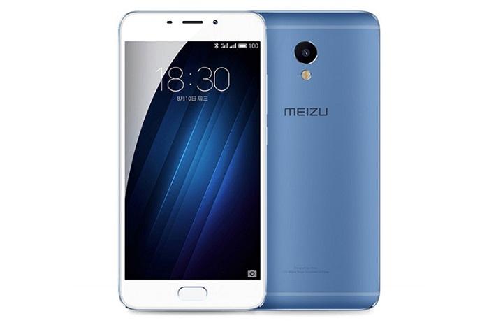 Thiết kế Meizu M3E